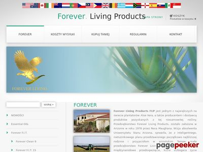 Forever Living Products sklep